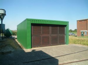 Wood Shed - Industrial and office units to let