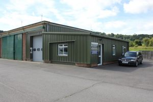Part of Old Station - Industrial and office units to let